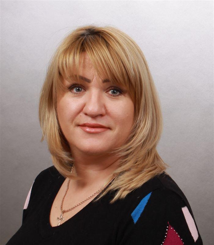 Управляющий Лариса Викторовна