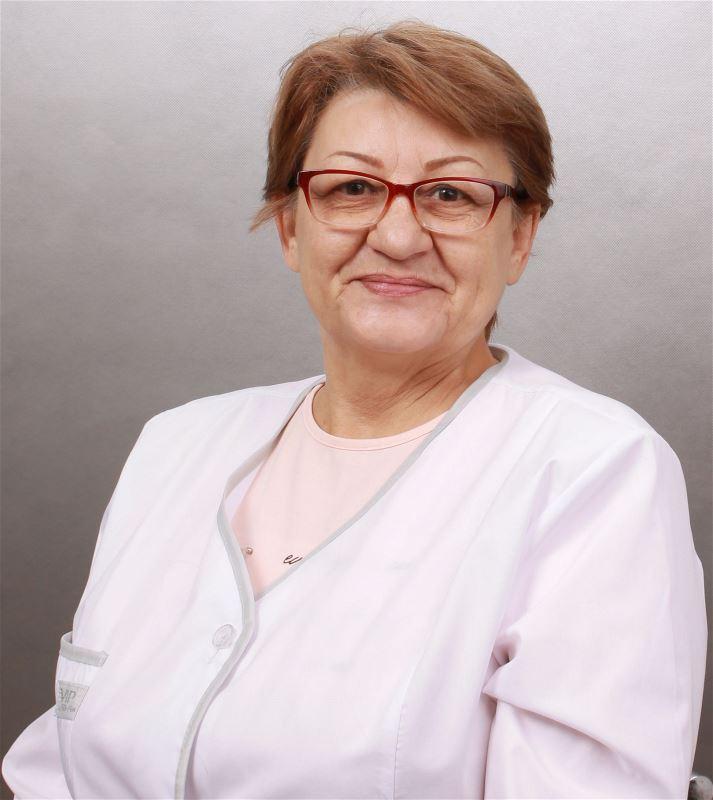 Сиделка Александра Васильевна