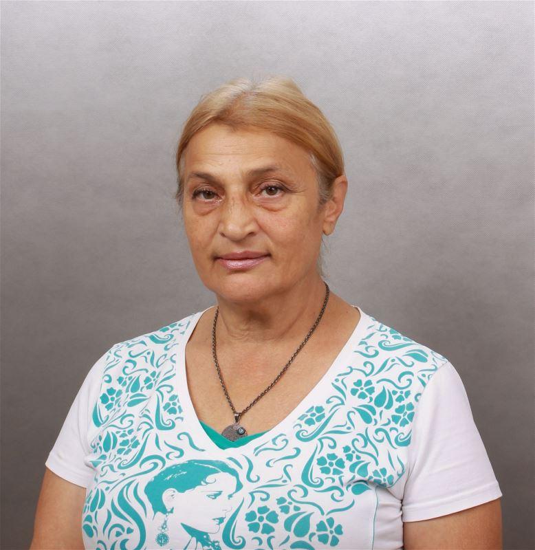 Домработница Светлана Хачиковна