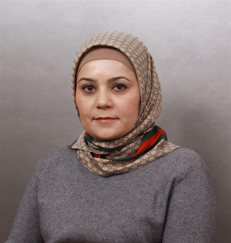 Домработница Аида Багавутдиновна