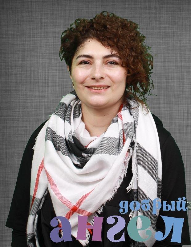 Гувернантка Лидия Феликсовна