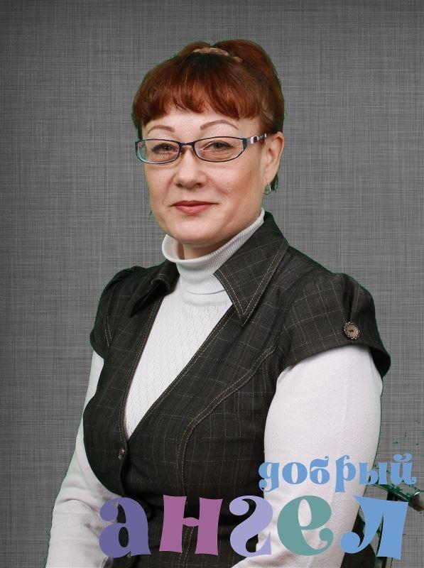 Няня Елена Викторовна