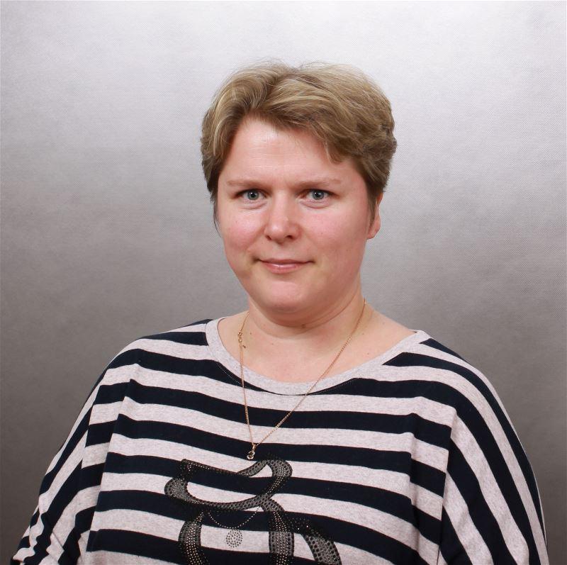 Домработница Ольга Валерьевна