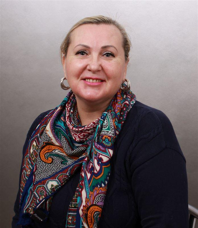 Няня Оксана Александровна