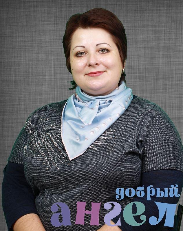 Домработница Елена Геннадьевна