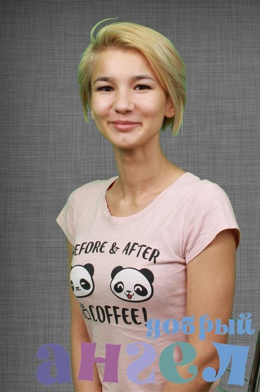 Няня Анастасия Леонидовна