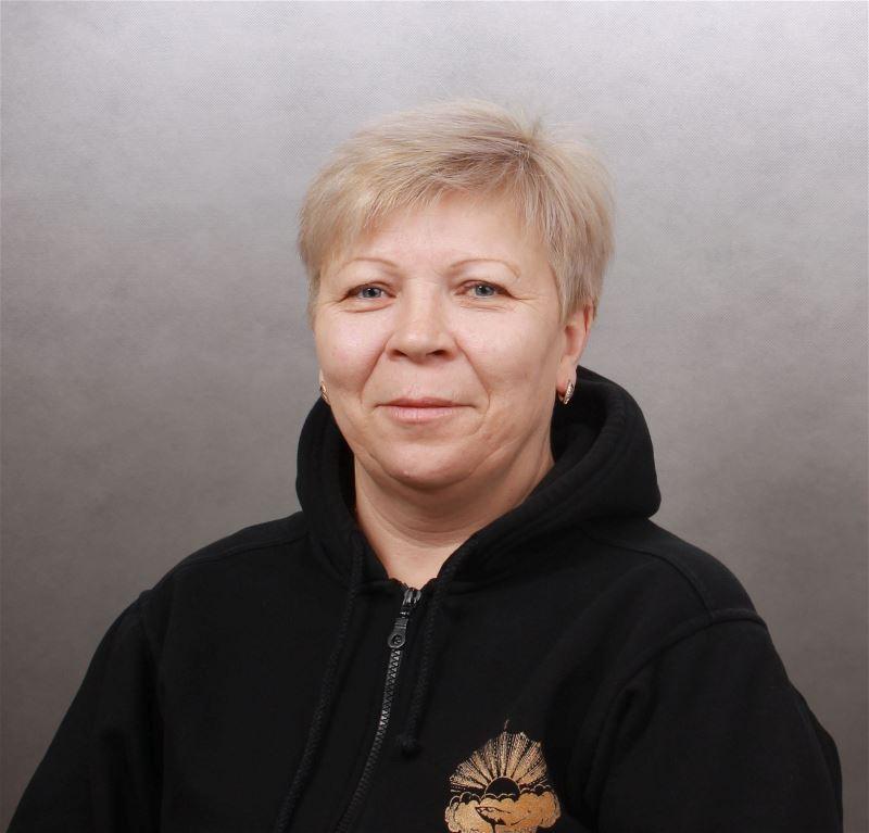 Домработница Елена Ивановна