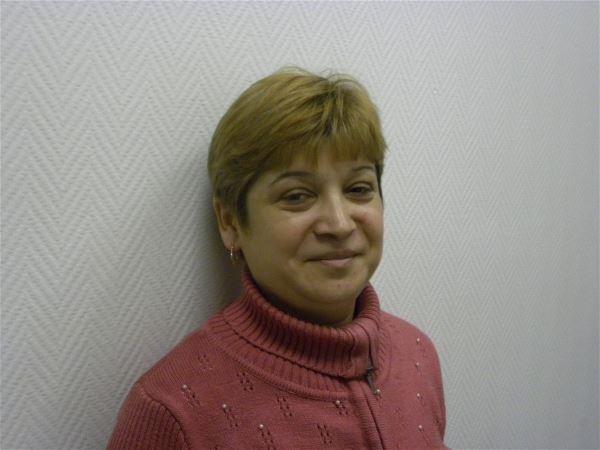 Домработница Ольга Дмитриевна