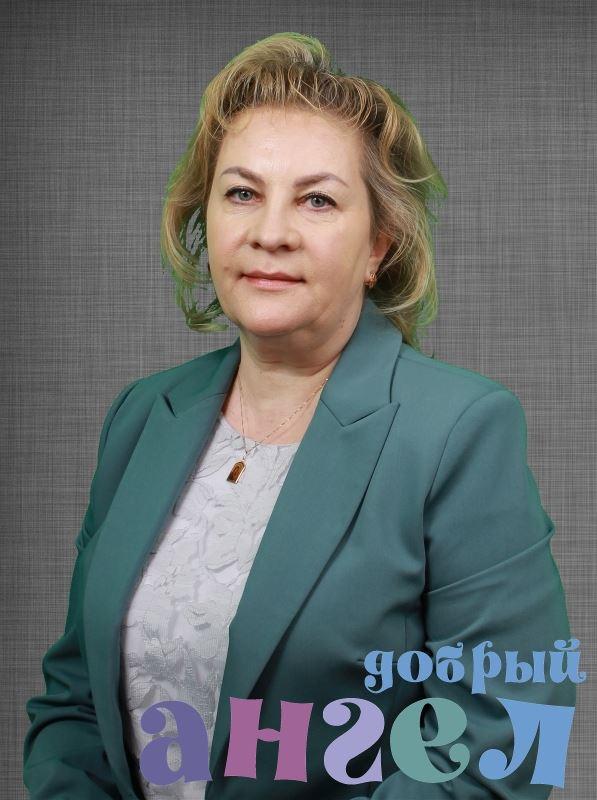 Няня Елена Борисовна