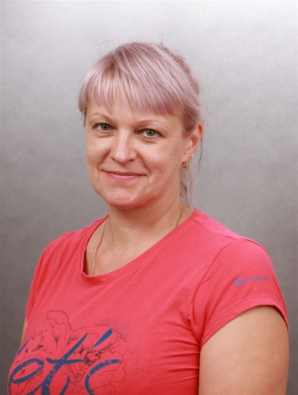 Домработница Инна Александровна