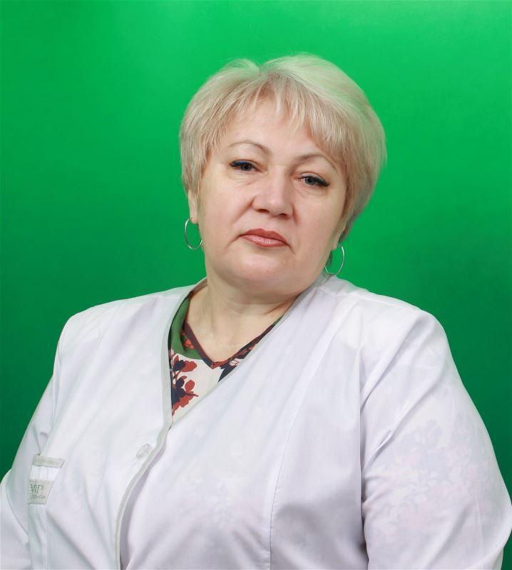 Сиделка Елена Алексеевна