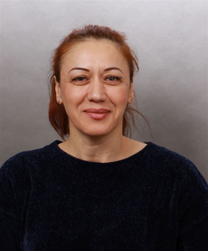 Домработница Людмила Гнориковна