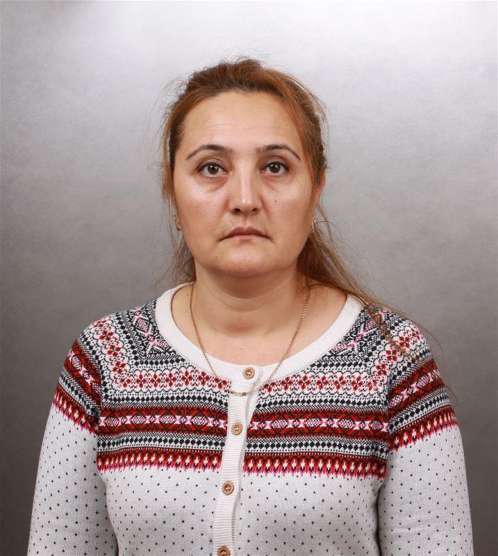Домработница Наргис Занжирбековна