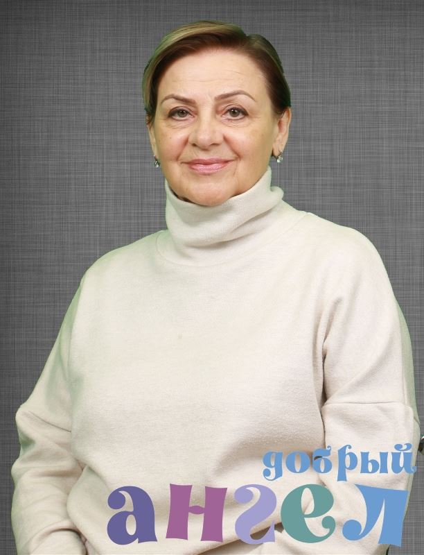 Няня Марина Константиновна