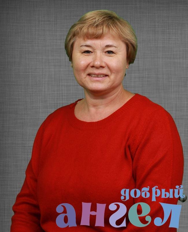 Домработница Гульфара Райфиновна