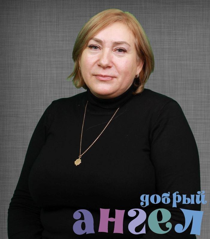 Домработница Оксана Аркадьевна