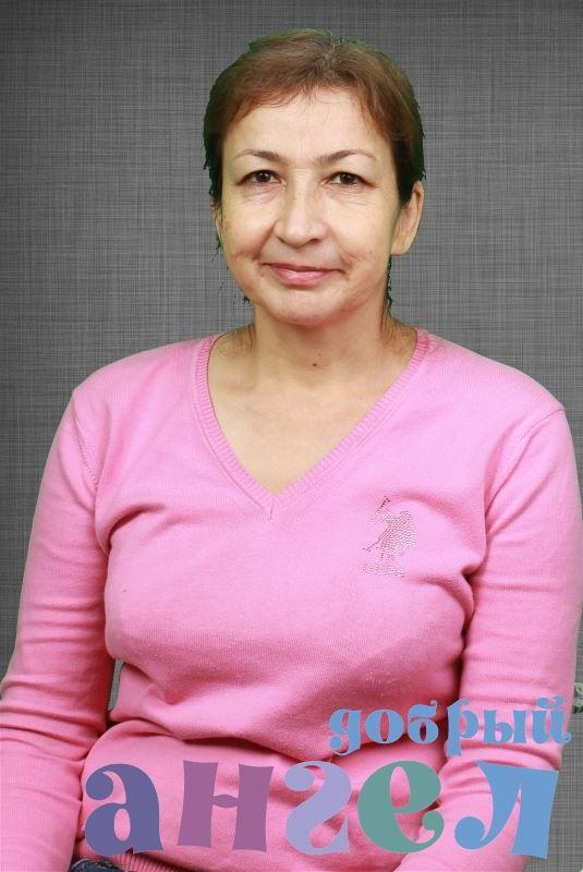 Домработница Махбуба Мирахмедовна