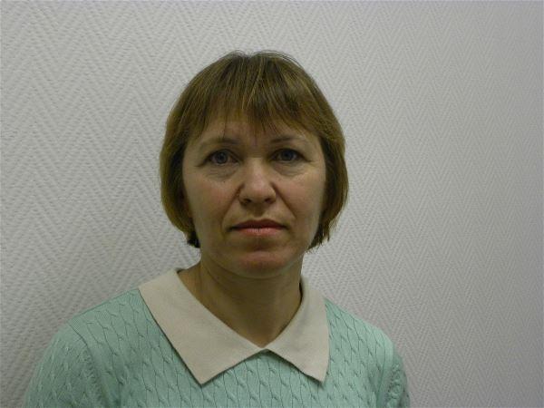 Домработница Руслана Ивановна