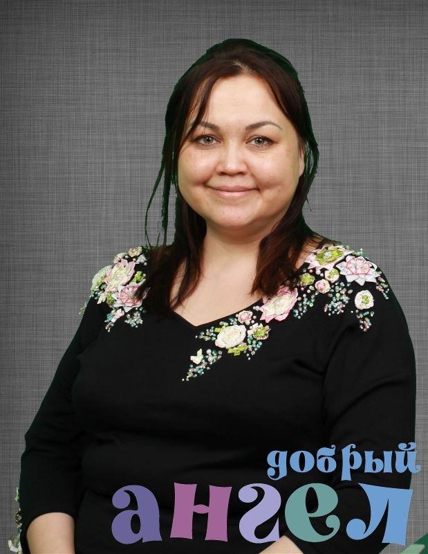 Сиделка Гульгена Сабитовна