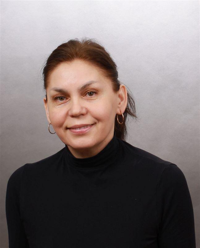 Домработница Наиля Талатовна