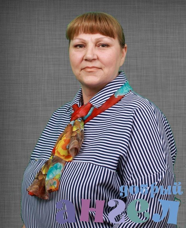 Сиделка Людмила