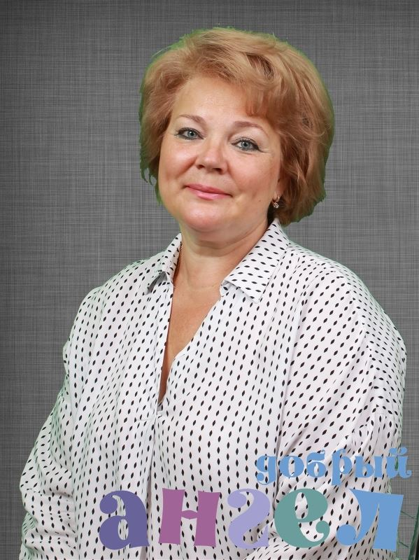 Гувернантка Людмила Николаевна