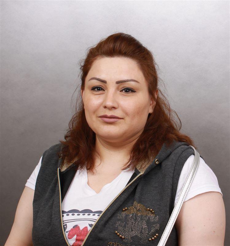 Домработница Рухия Захид Кызы