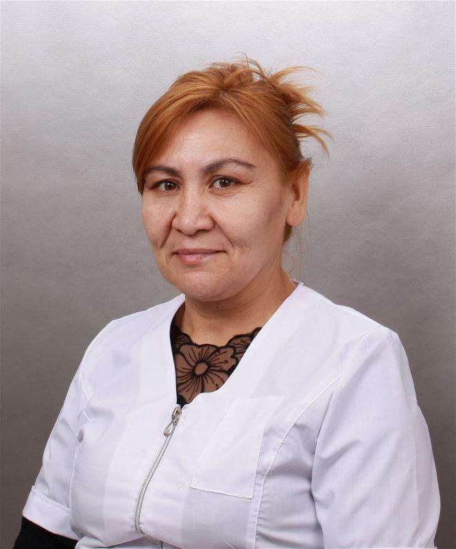 Домработница Омина Умаралиевна