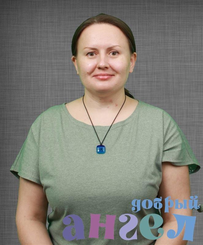 Гувернантка Елена Юрьевна
