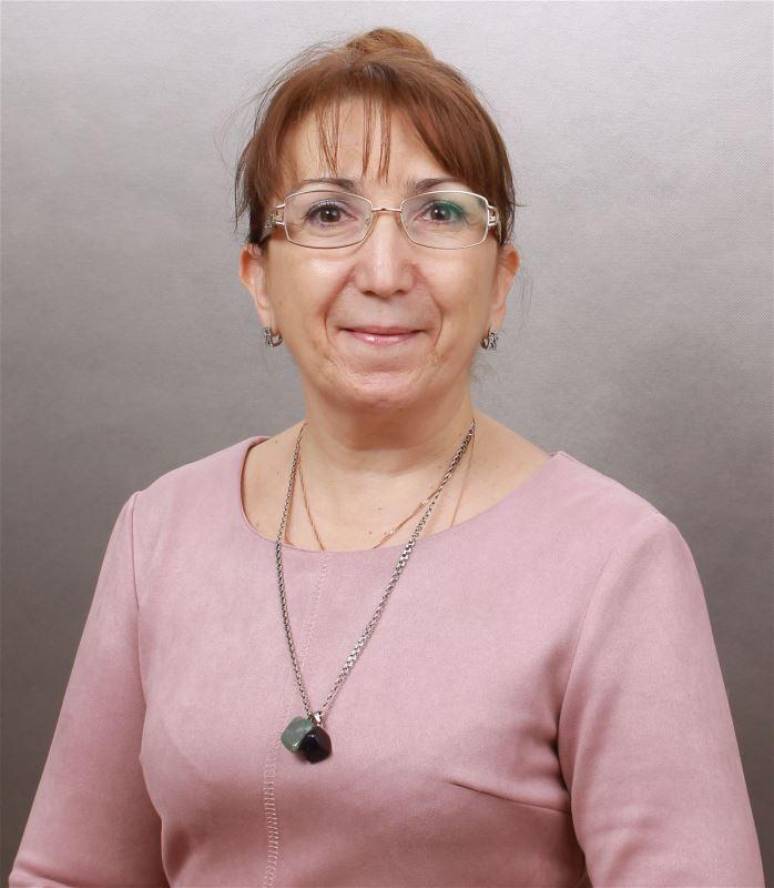 Няня Алевтина Аркадьевна