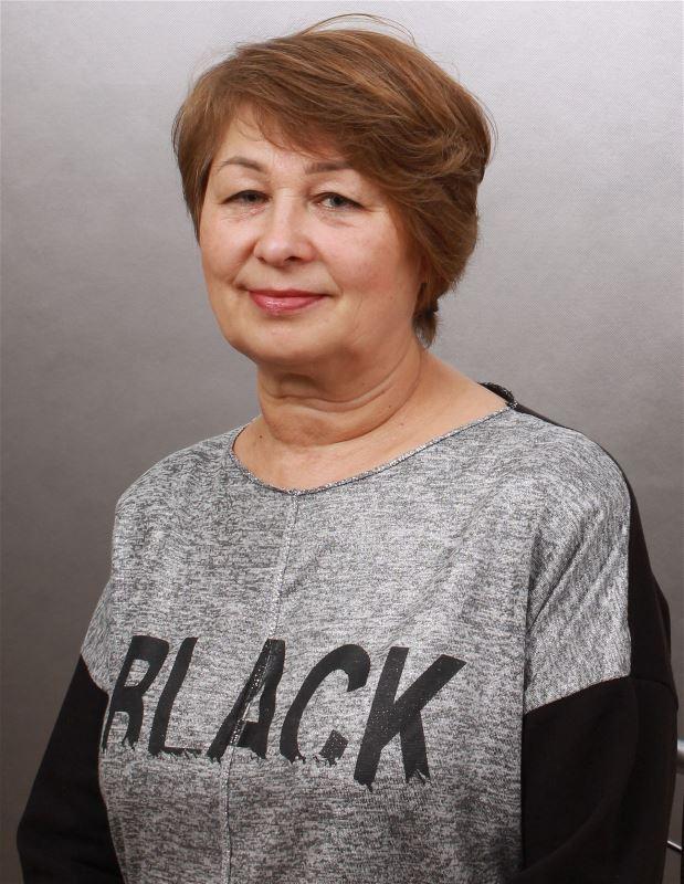 Гувернантка Светлана Витальевна