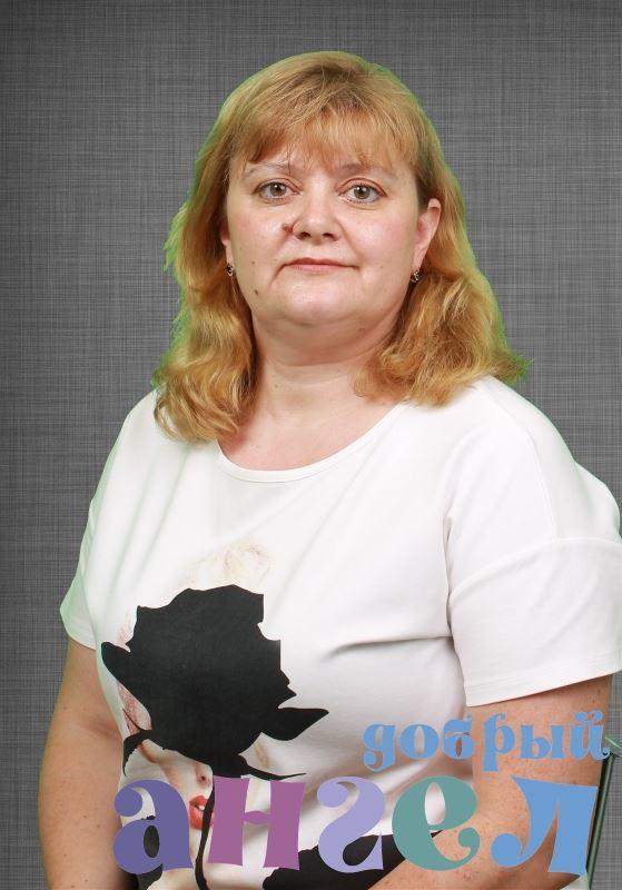 Няня Анжелика Валерьевна