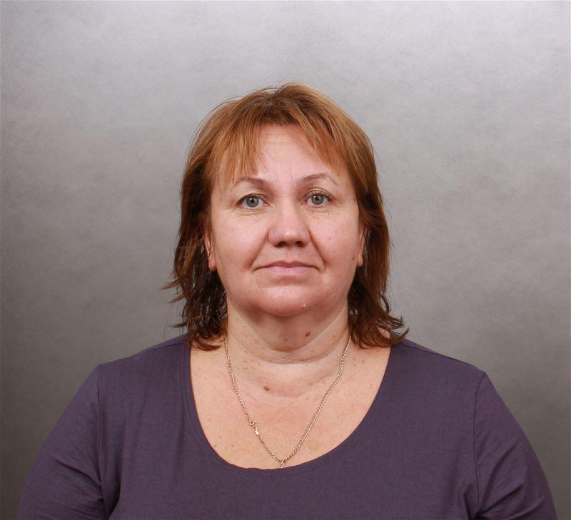 Домработница Надежда Алексеевна