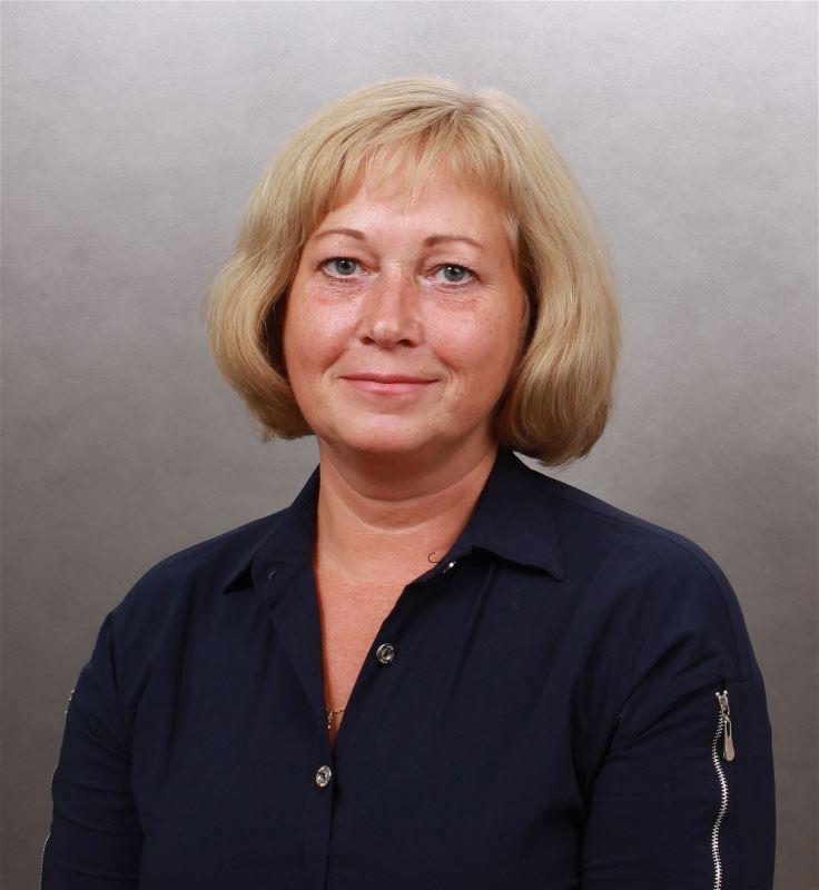 Домработница Анжелика Валентиновна