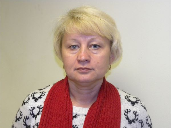 Домработница Людмила Дмитриевна