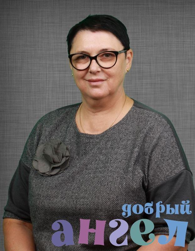 Няня Марина Борисовна