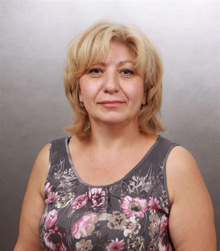 Домработница Виоллета Мнацакановна