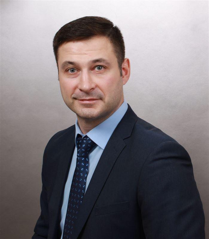 Управляющий Максим Сергеевич