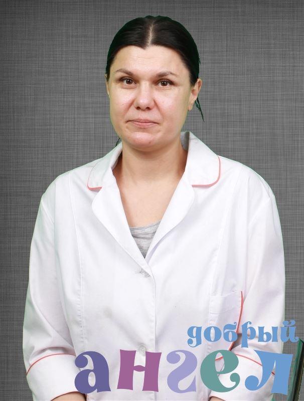 Сиделка Людмила Юрьевна