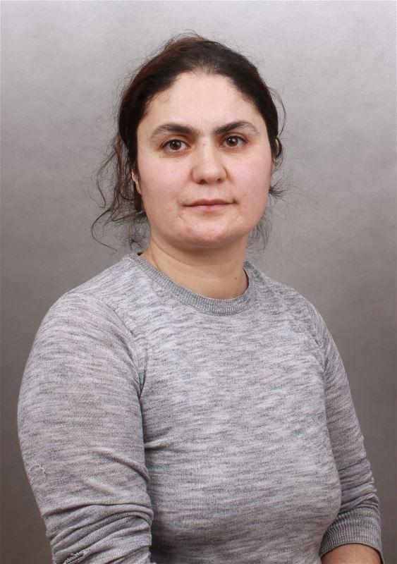 Домработница Зарина Одинаевна