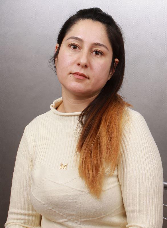 Домработница Дилфуза Собировна