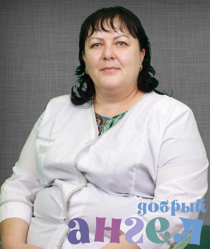 Сиделка Наталья Викторовна