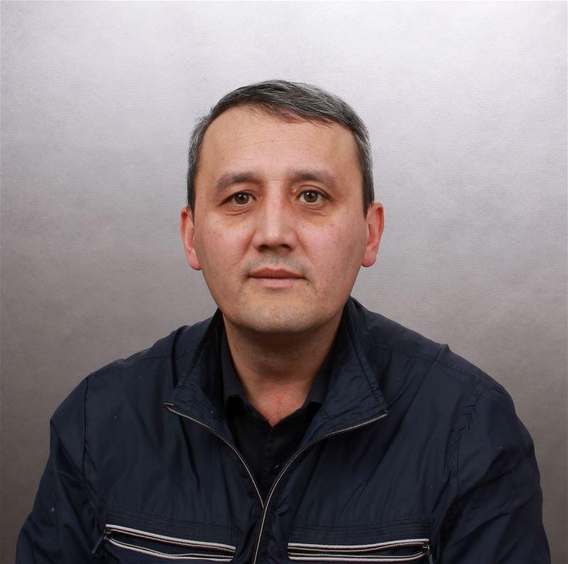 Повар Фарходжон Хайруллоевич