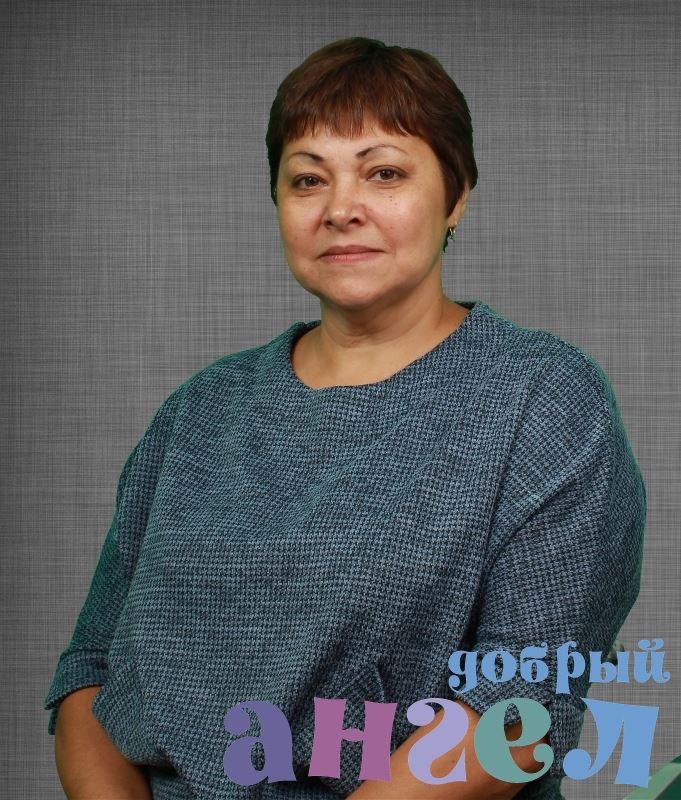 Няня Галина Юрьевна