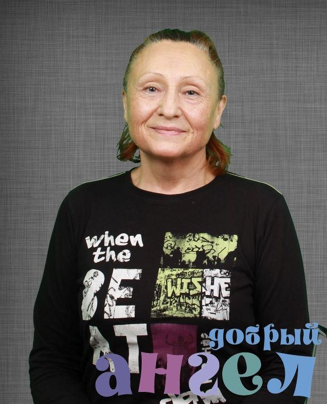 Семейная пара Татьяна Кузьминична