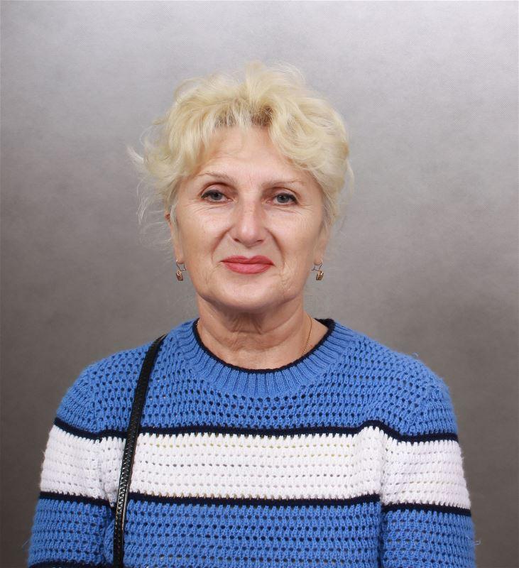 Домработница Любовь Ивановна