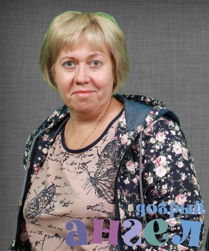 Домработница Любовь Михайловна