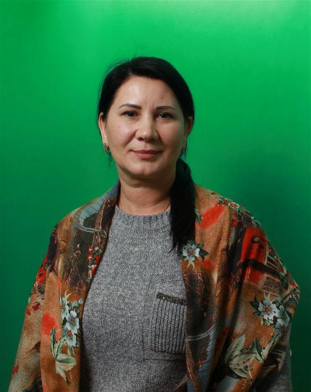 Домработница Леся Авксентьевна