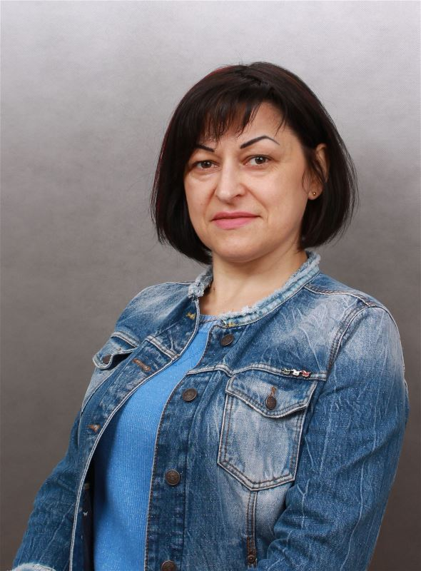 Домработница Виорика Ивановна