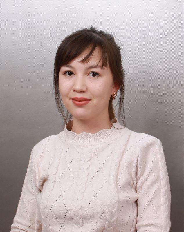Домработница Динара Мурзабенова